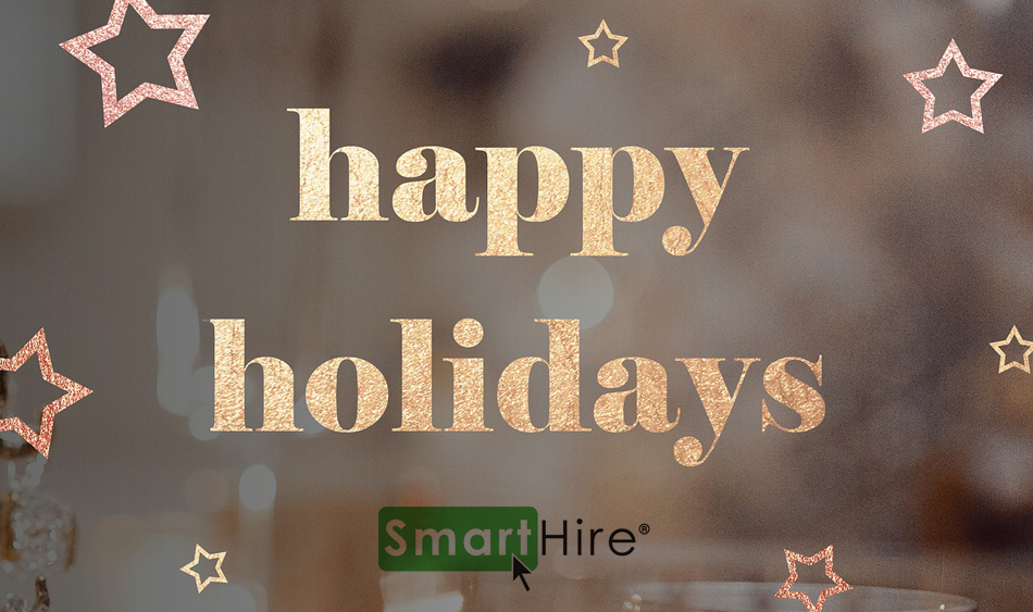Happy Holidays from SmartHire